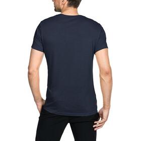 VAUDE Sveit T-shirt Herre eclipse